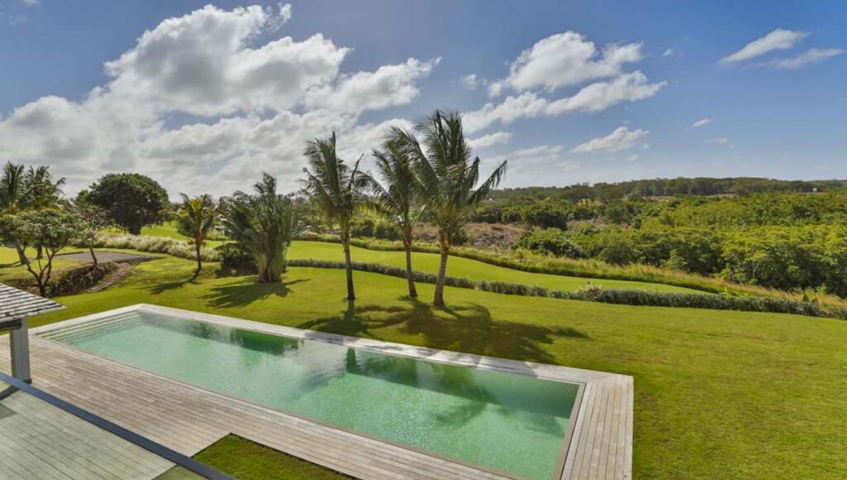 Villa de luxe dans le plus beau domaine de l'Île Maurice