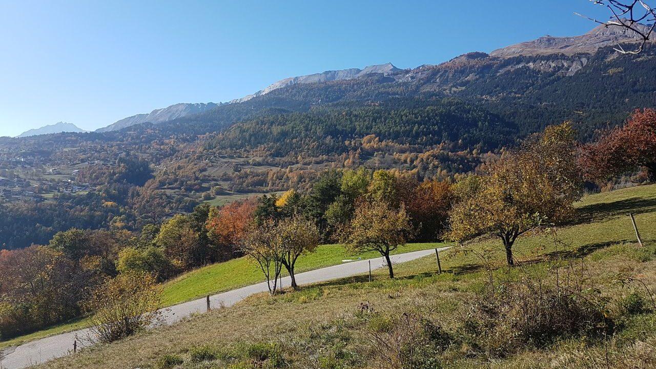 Terrain à bâtir à acheter canton du Valais | Suisse