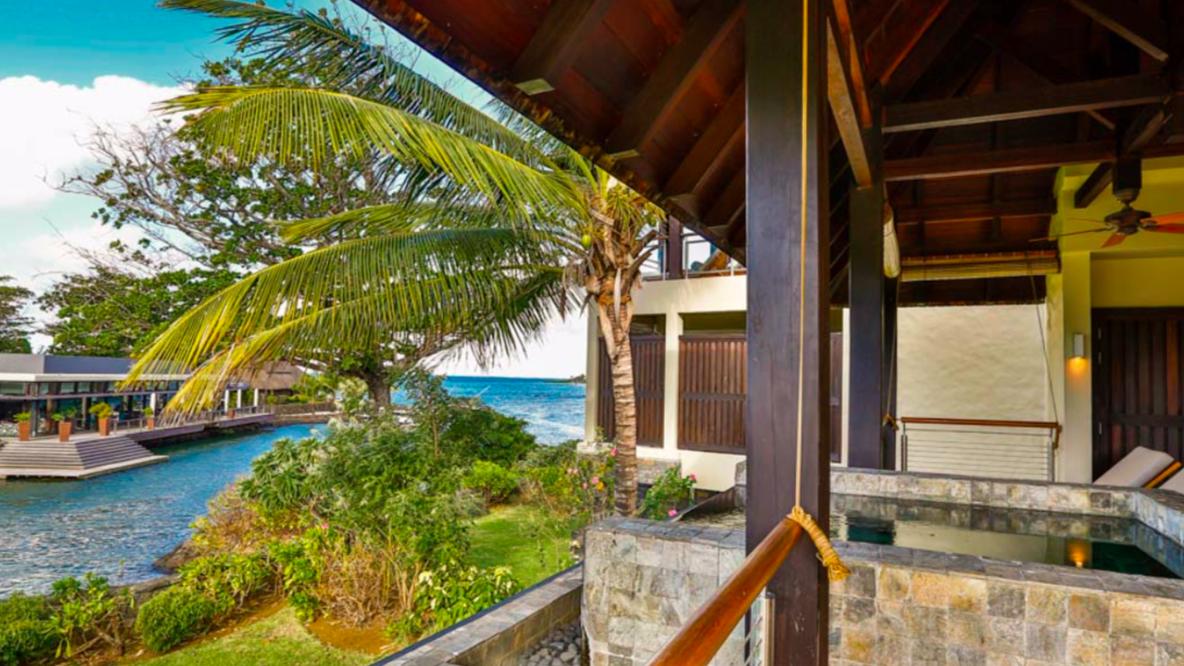 Appartement 211 m2 offrant une vue magnifique sur la mer | Île Maurice