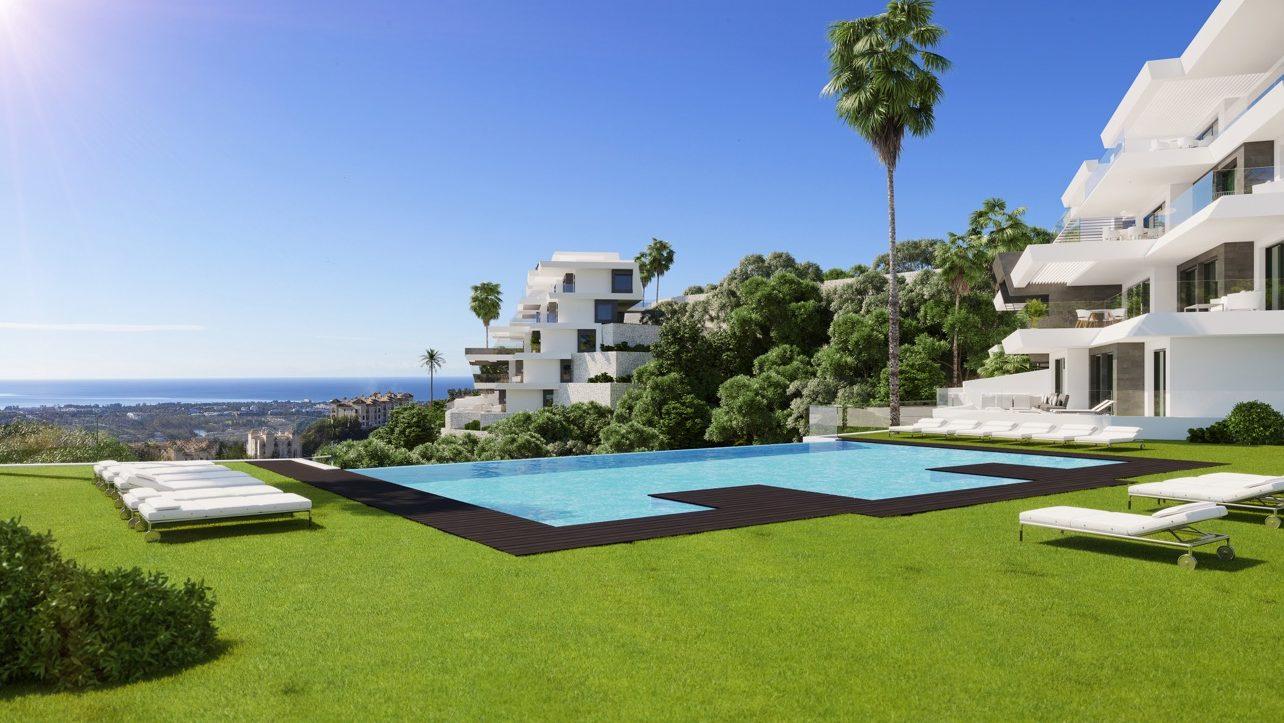 Nouveau développement sur la Costa del Sol
