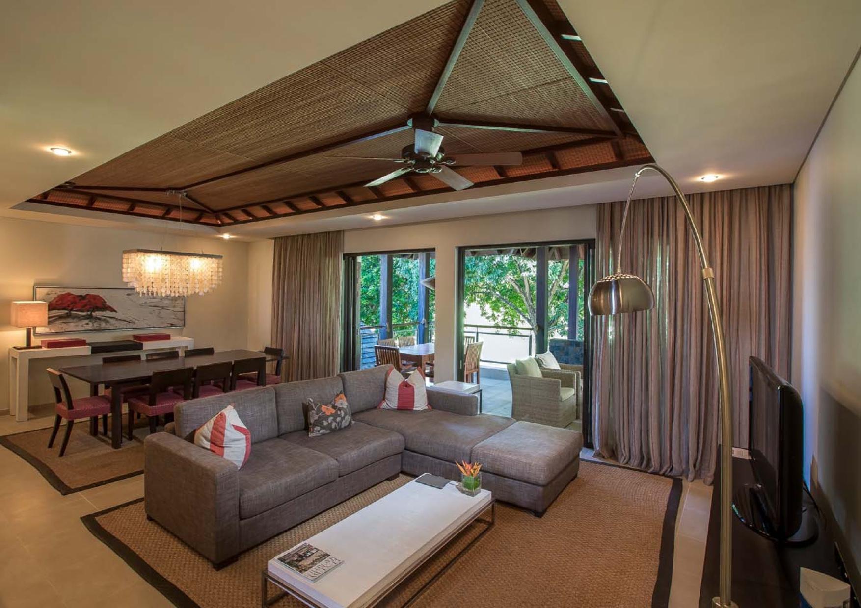 Appartement – 2 chambres – 211 m²   Beau Champ, Est   île Maurice