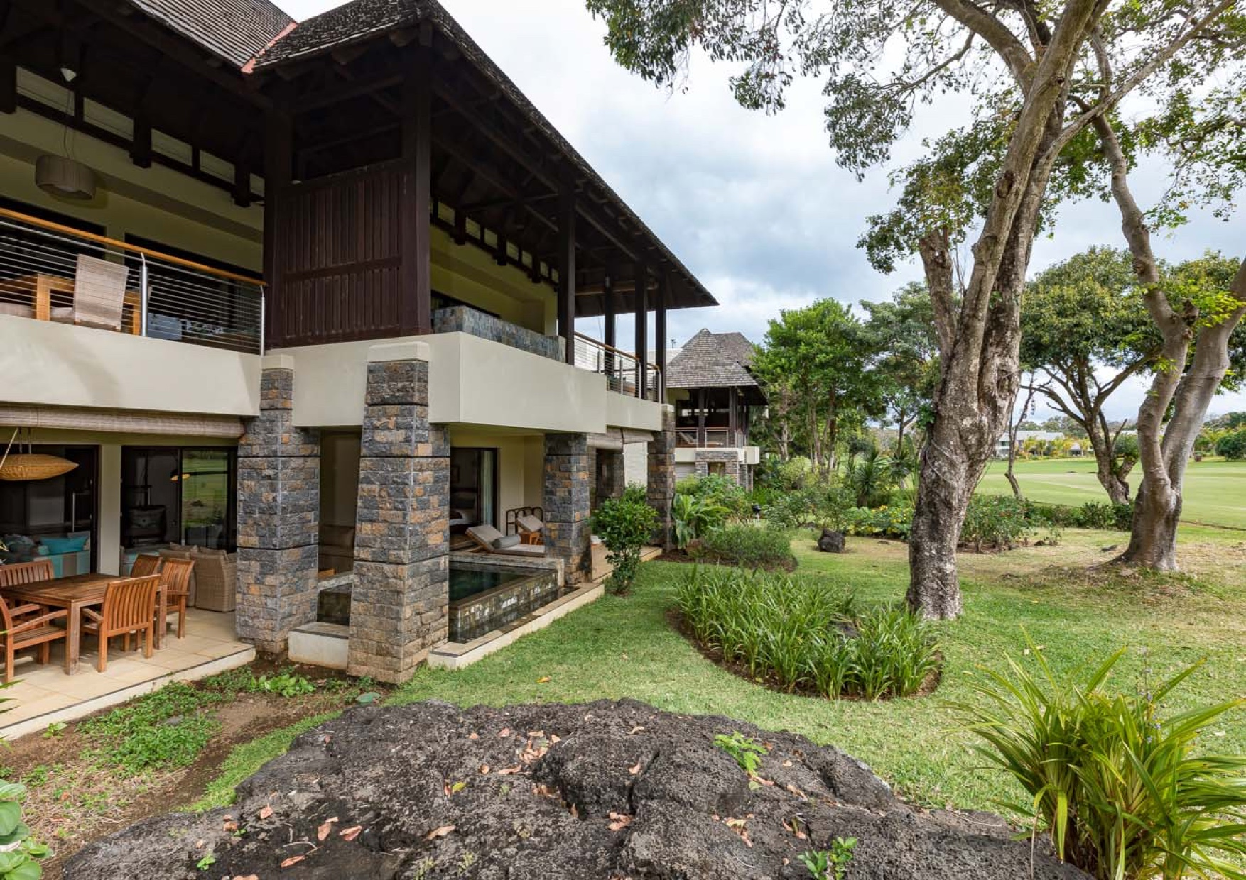 Appartement accessible aux étrangers de 211m² – 2 chambres Île Maurice