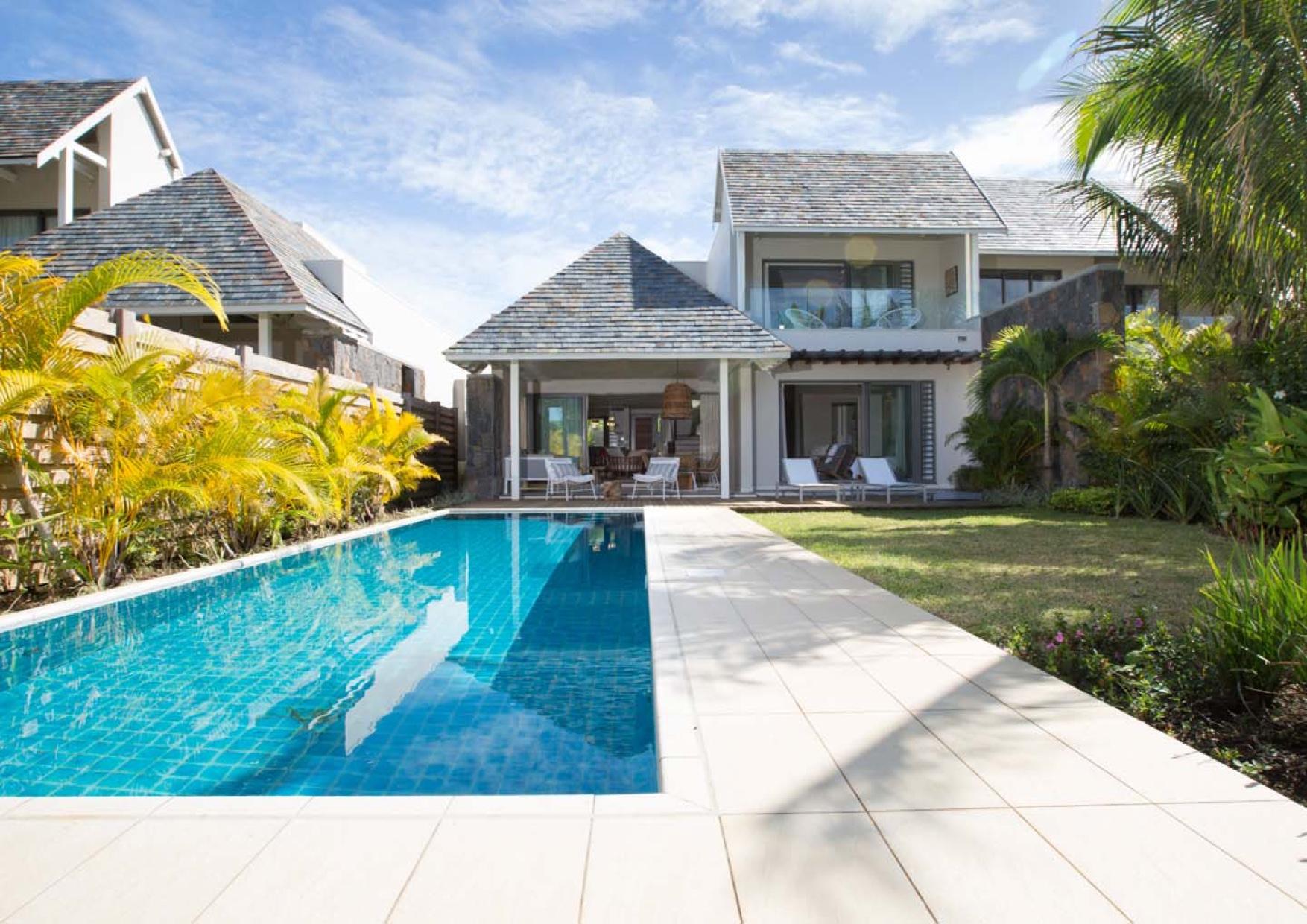 Résidence jumelée – Villa IRS 3 chambres à vendre Île Maurice