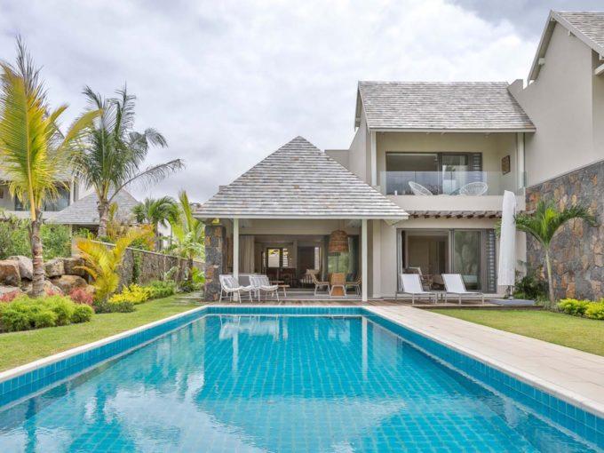 Villa jumelée IRS de 3 chambres à Beau Champ Île Maurice