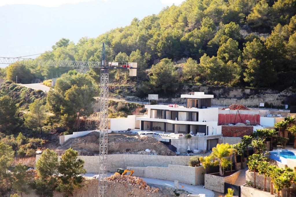 Villa de luxe avec 4 chambres et 4 salles de bains