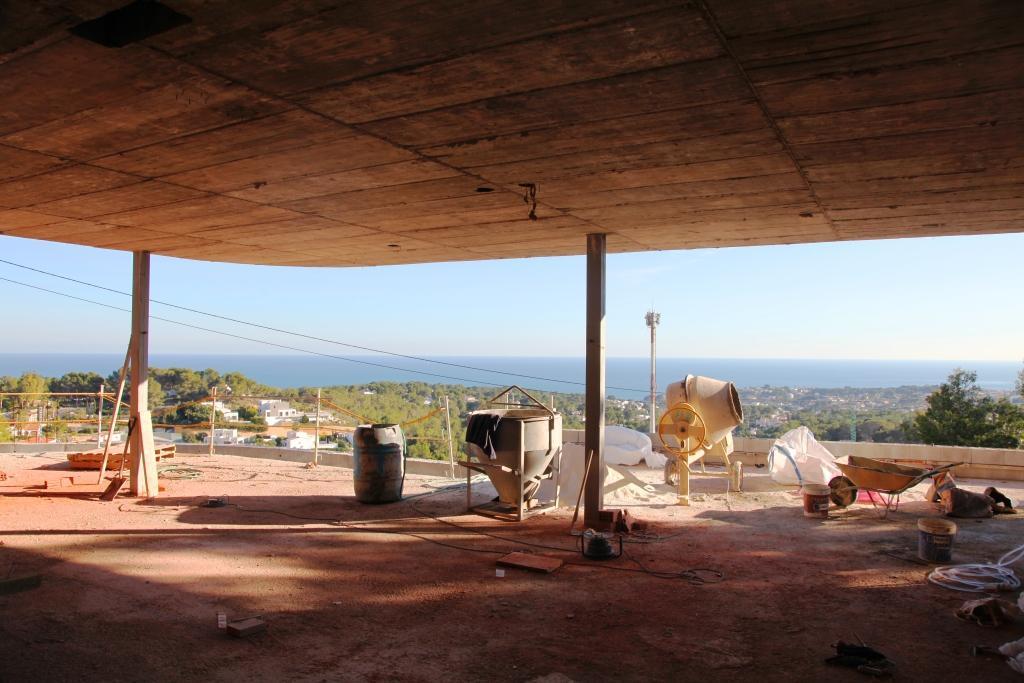 Villa avec vue panoramique sur la mer