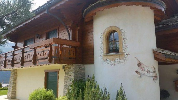 Appartement vue exceptionnelle sur les Alpes et la vallée du Rhône