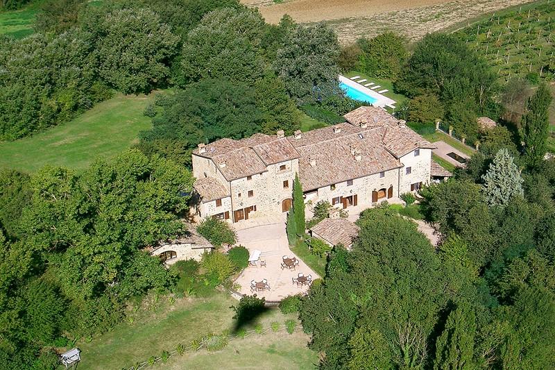 Italie Domaine à vendre idéal pour l'hôtellerie-tourisme