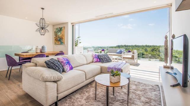 Appartement situé dans le quartier résidentiel de Las Colinas Golf