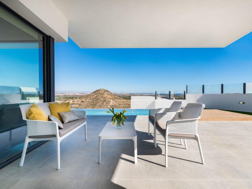 Villa de style moderne à Costa Blanca