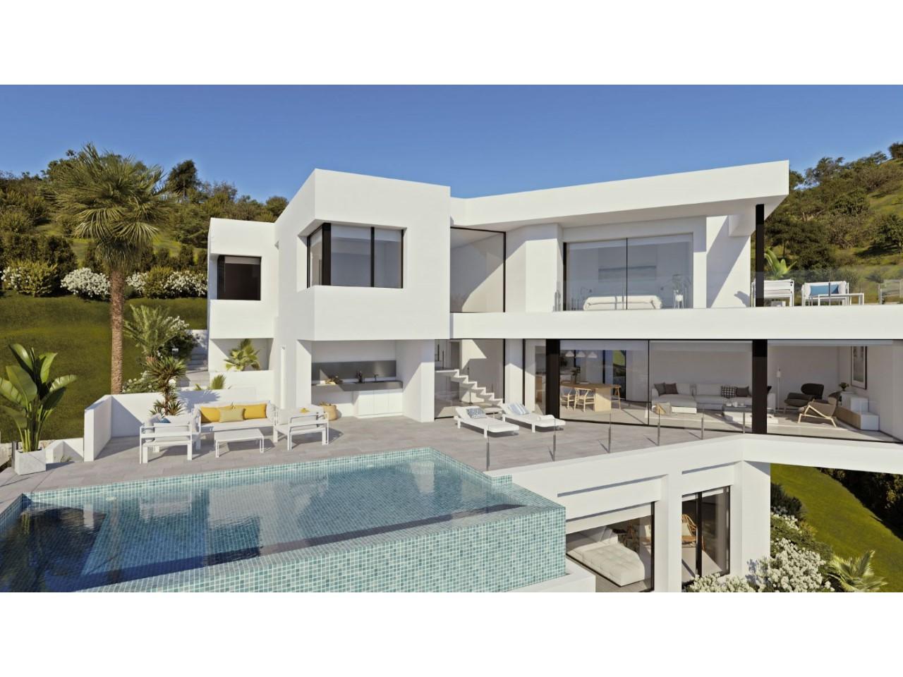 Magnifique villa située dans la plus belle région de la Costa Blanca