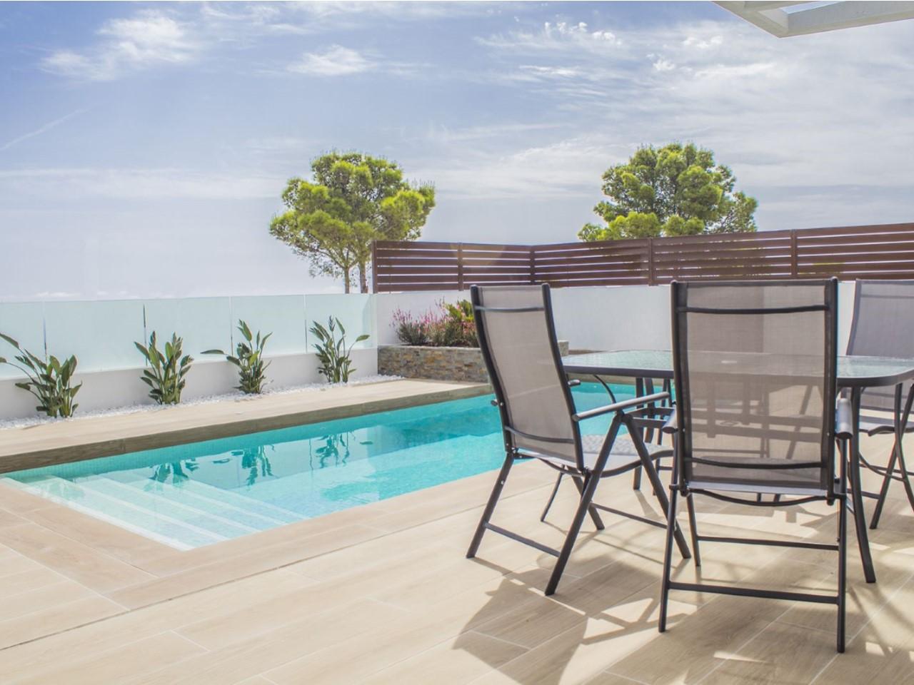 Nouvelle construction – villas avec 3 chambres   Costa Blanca