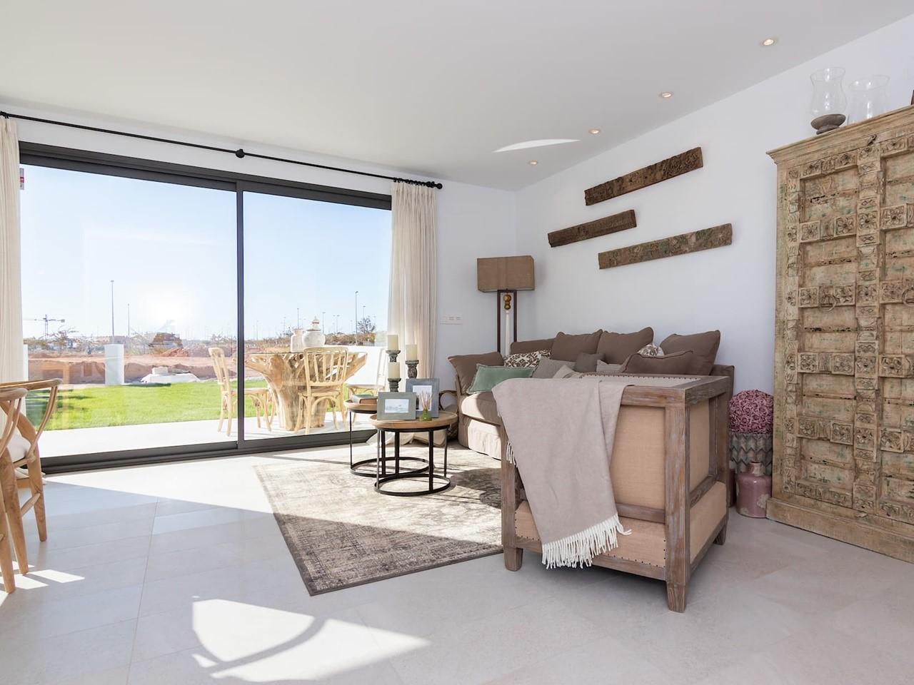 Appartement neuf au Rez situé à Torre de la Horadada