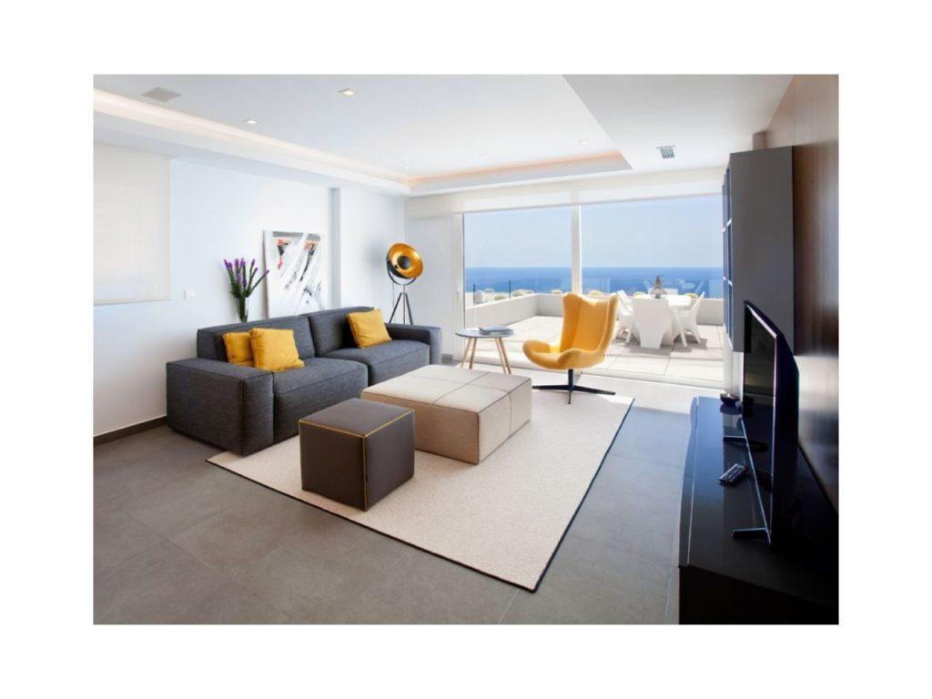 Appartement de luxe en bord de mer Costa Blanca