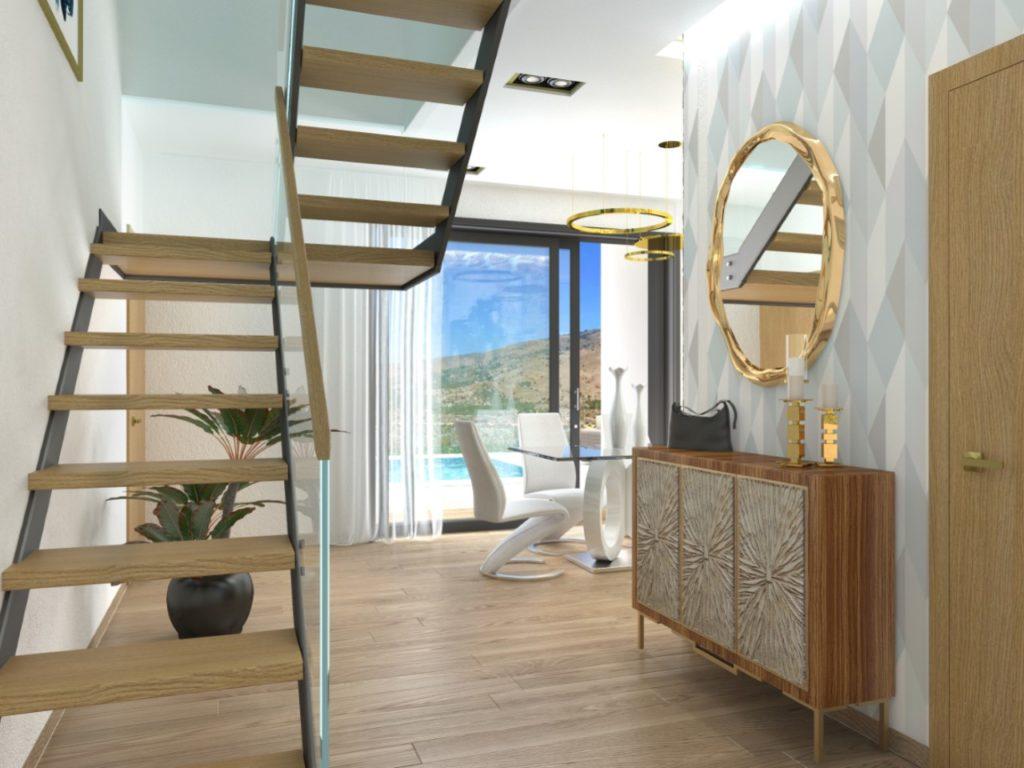 villa dans la région Balcon de Finestrat Espagne