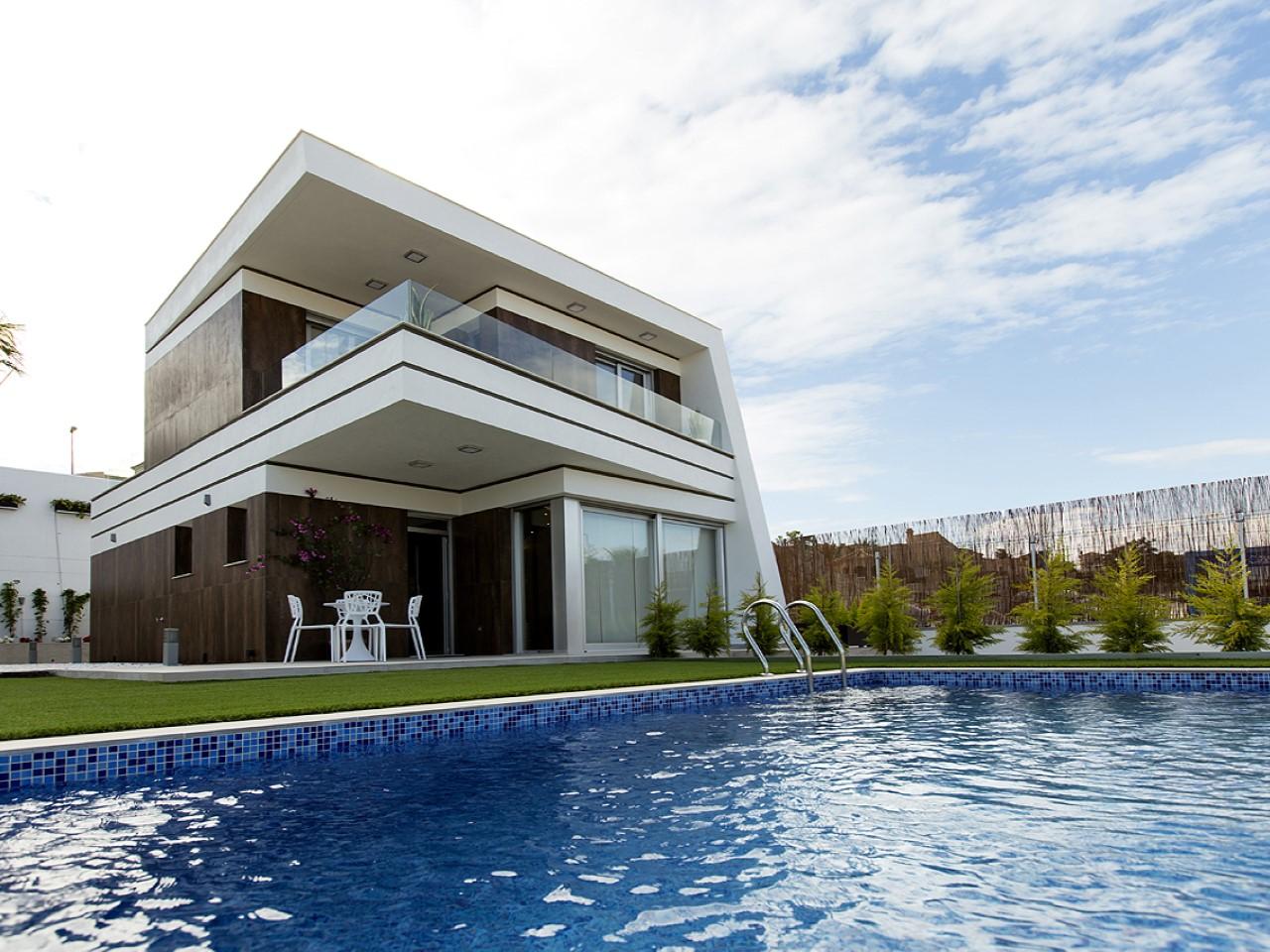 Complexe de villas indépendantes Costa Blanca | Alicante