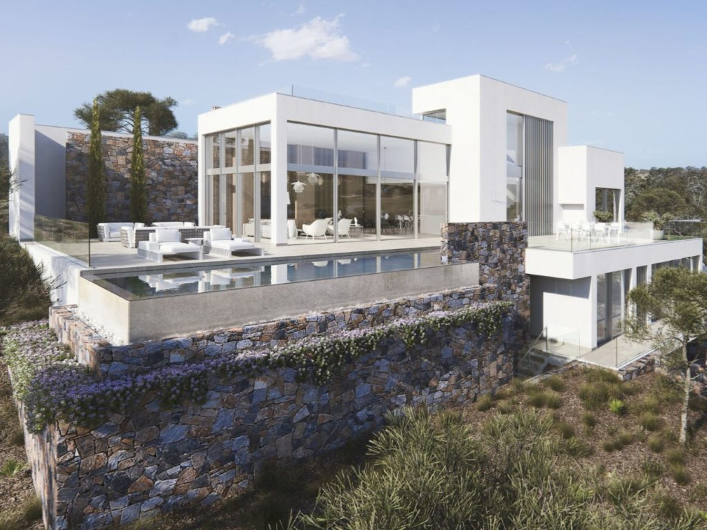 Villa Signature offre un design unique exceptionnel