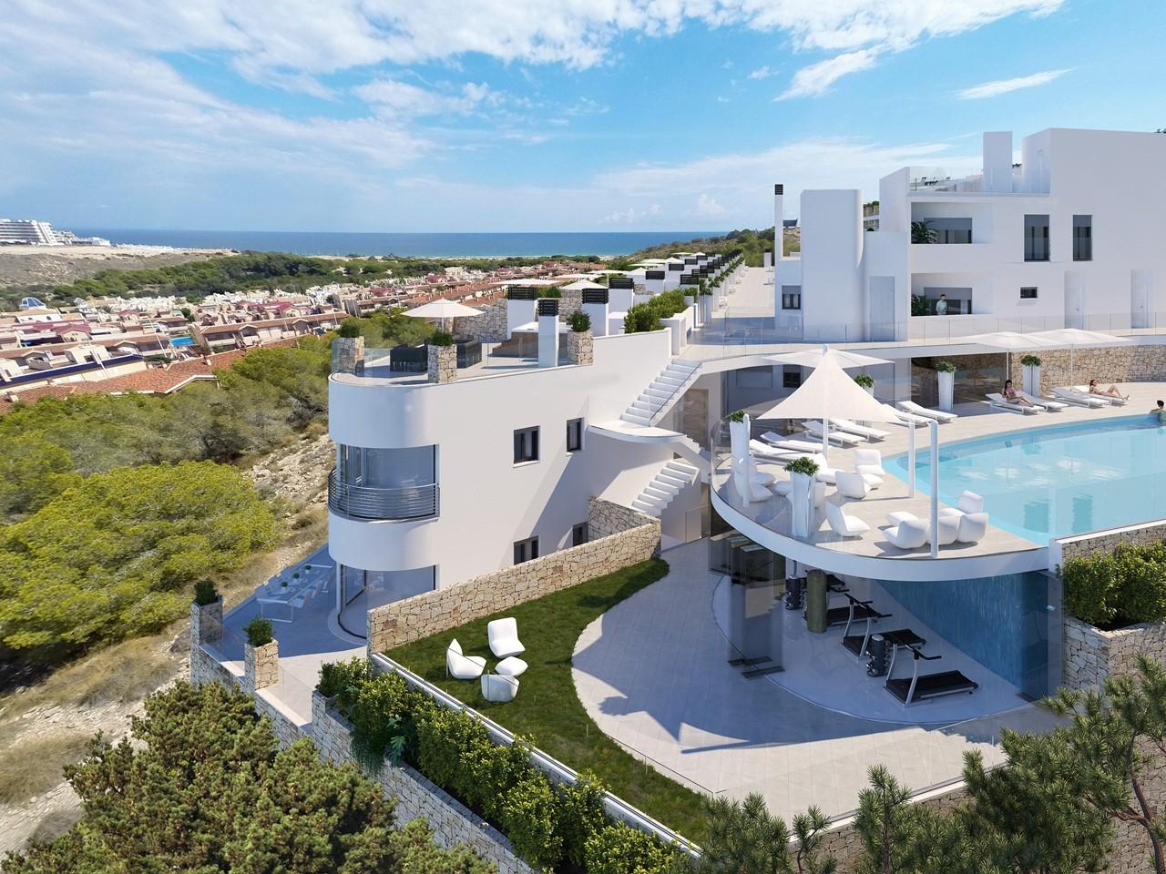 Penthouse en duplex -Gran Alacant, Santa Pola