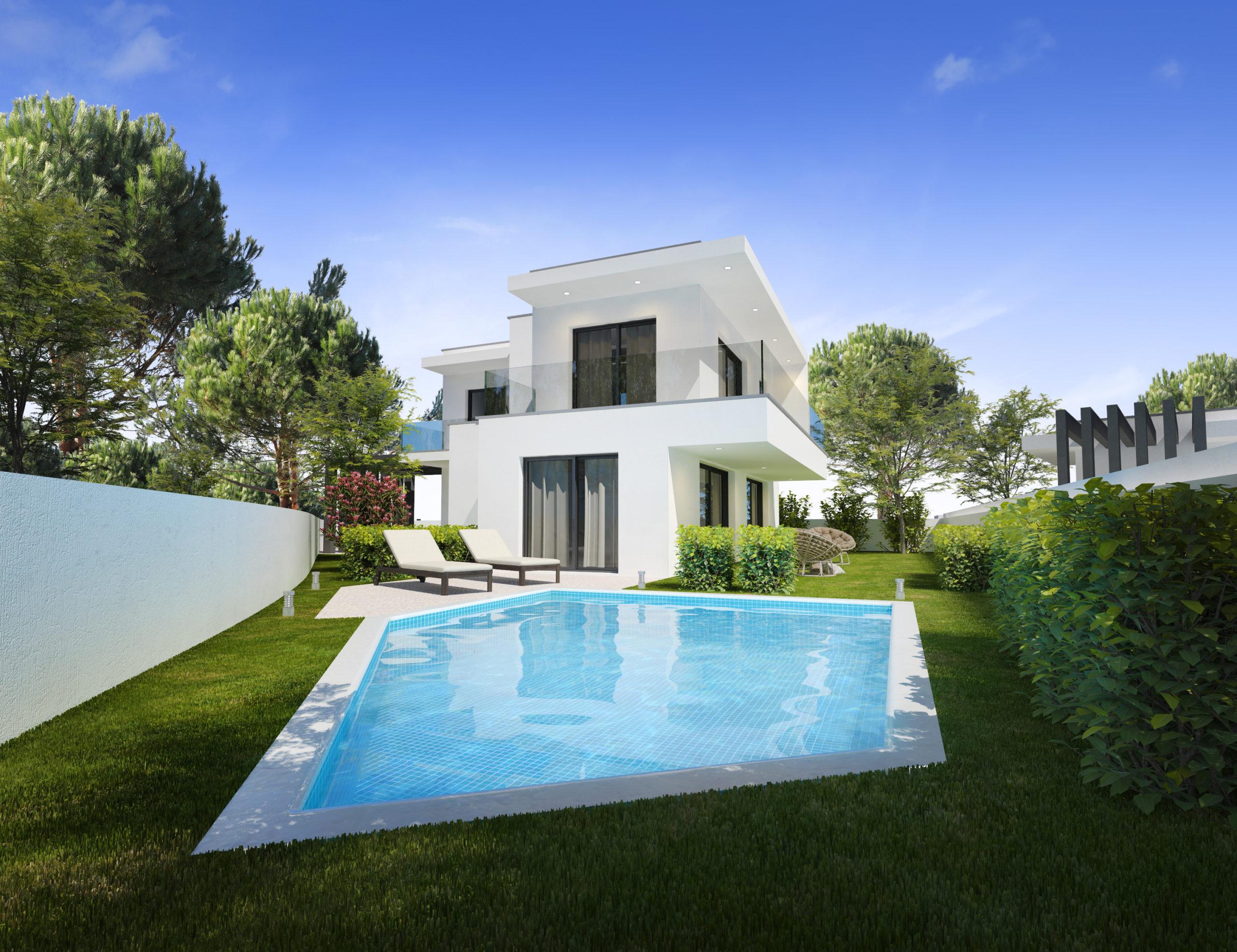 Maisons neuves à vendre au Portugal