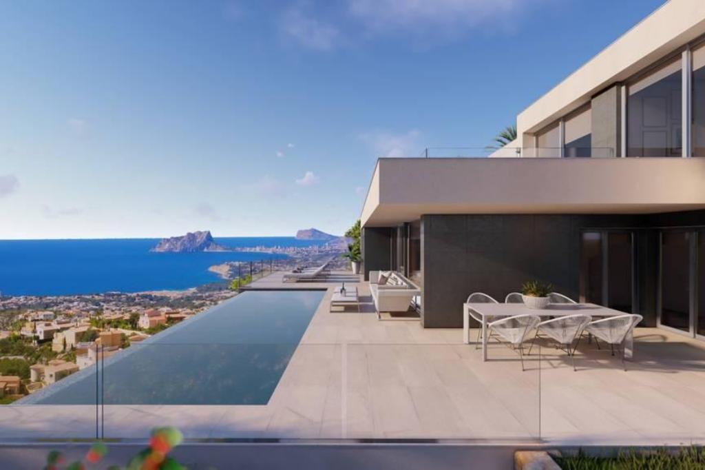Villa de luxe de 3 chambres en vente Benitachell, Espagne