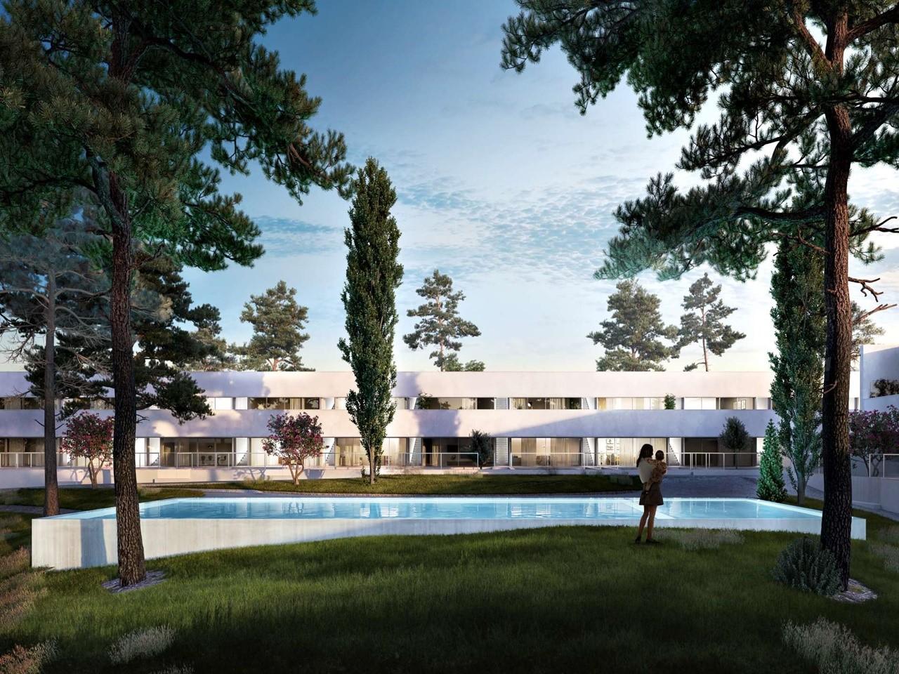 Appartement récemment construit situé à Los Balcones, Torrevieja