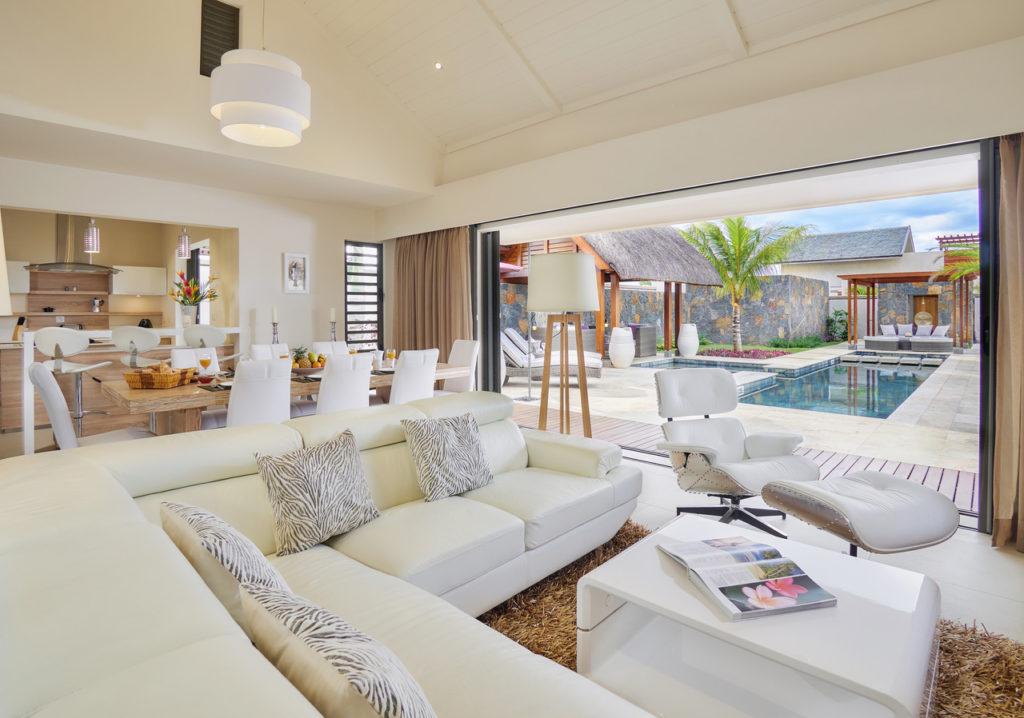 Clos Du Littoral | Villa RES 350m² | Grand Baie