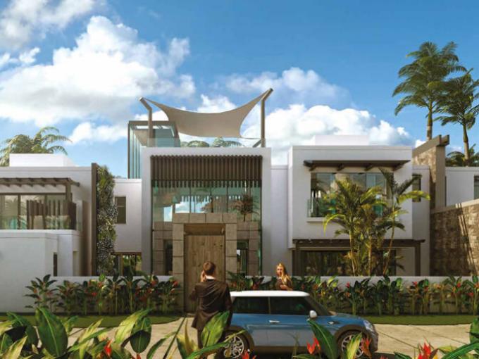 Villa de luxe de 4 chambres en vente Beau Champ, Flacq Maurice