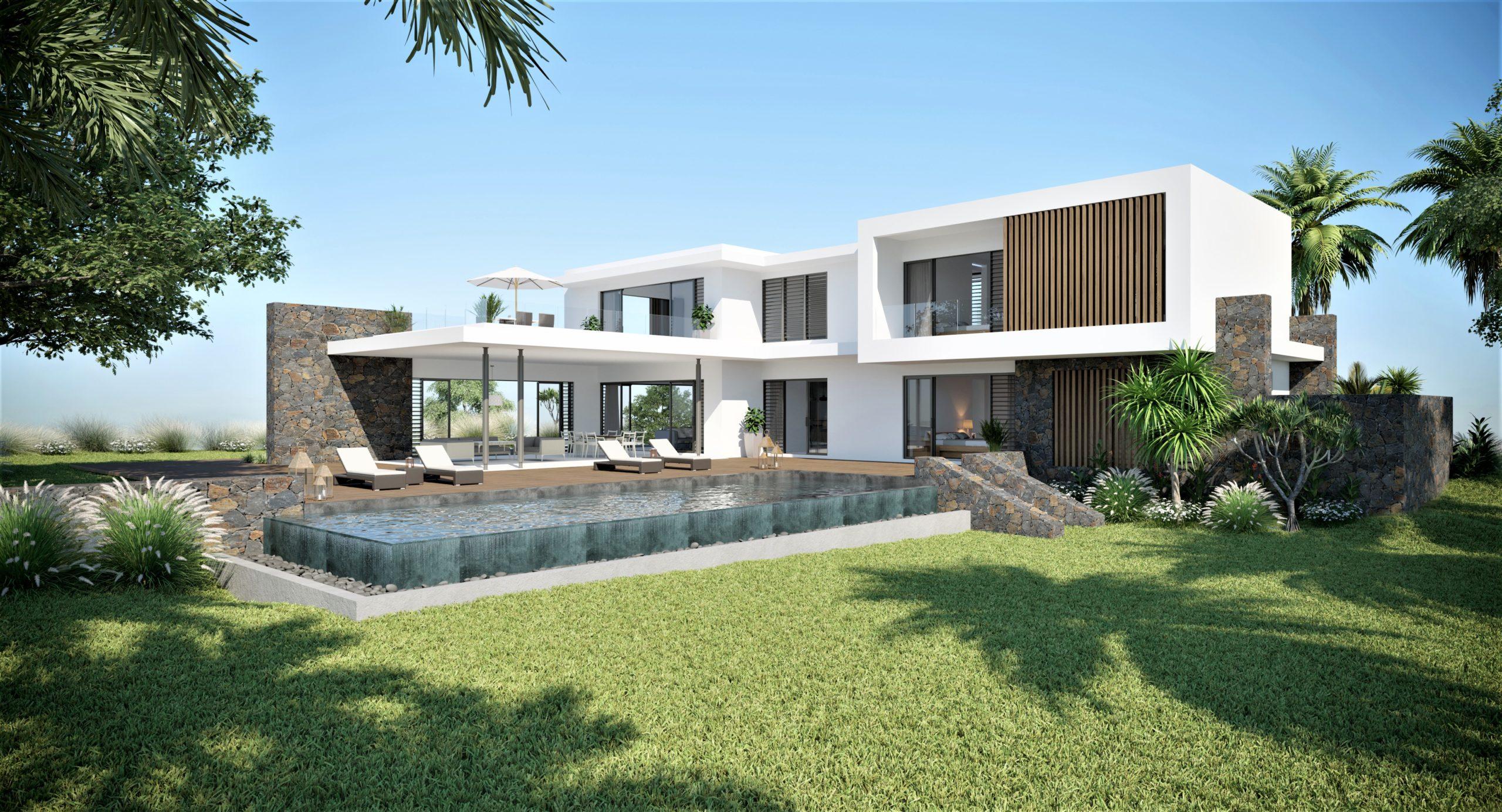 Maison/villa – 3 chambres – 396 m² Beau Champ, Est île Maurice