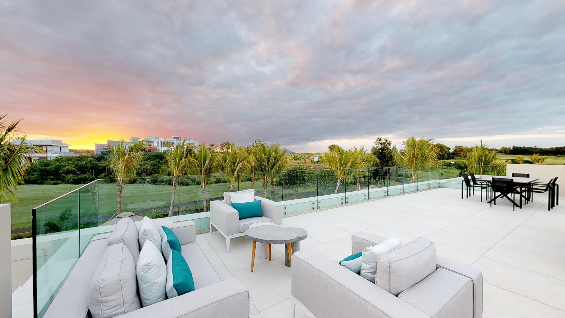 Villa Horizon design moderne île Maurice «DES CONCEPTS MODULABLES SELON VOS DÉSIRS»