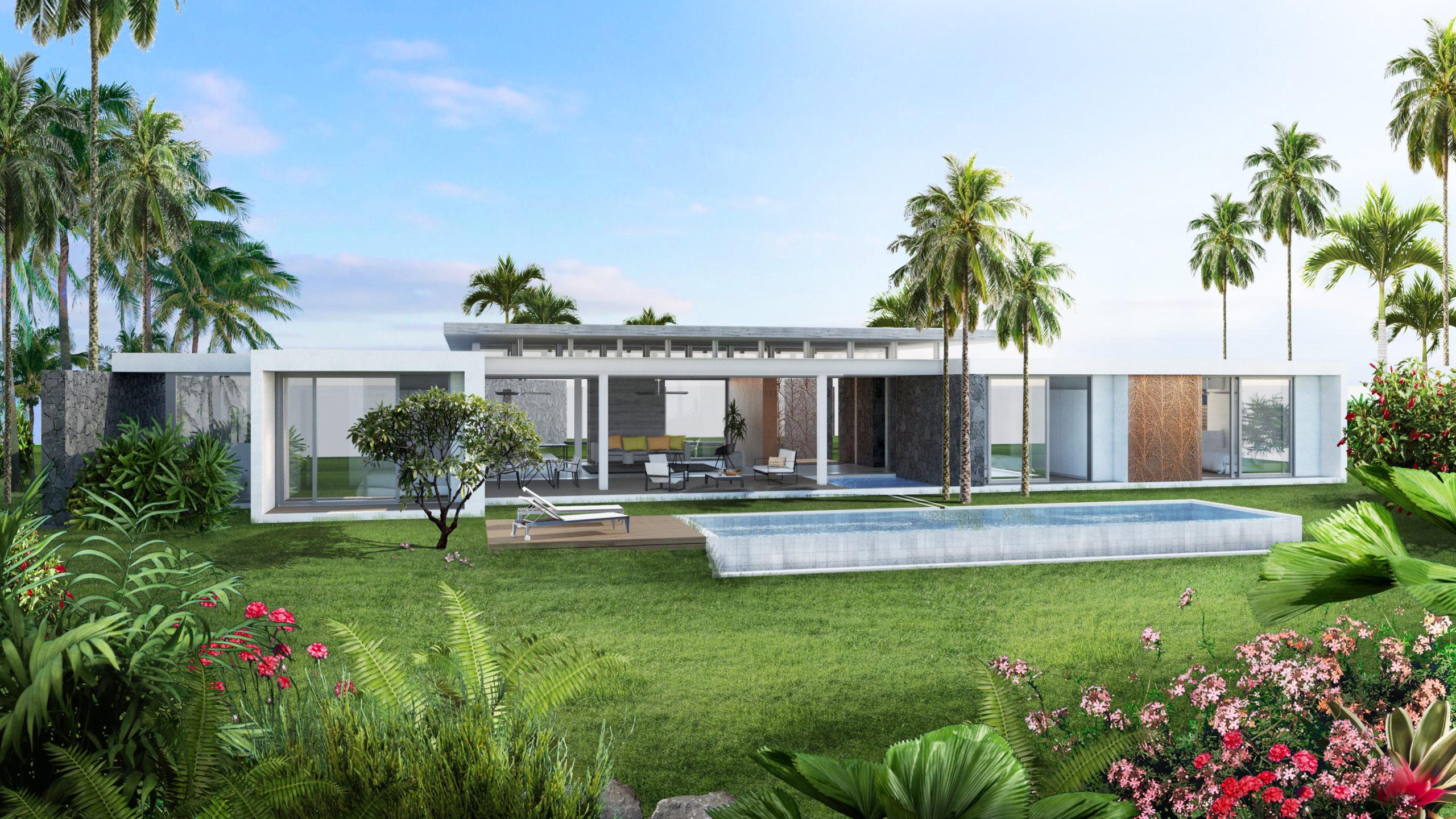 Maison/villa – 3 chambres – 304 m² Beau Champ, Est île Maurice
