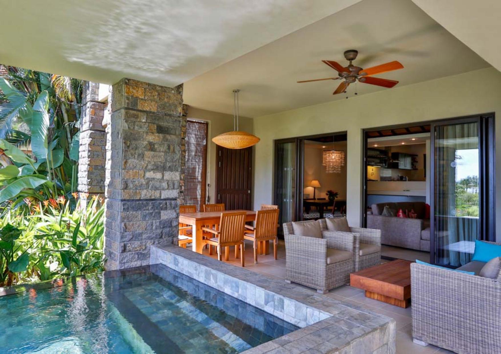 Anahita Mauritius | Appartement contemporain lumineux de 3 Chambres