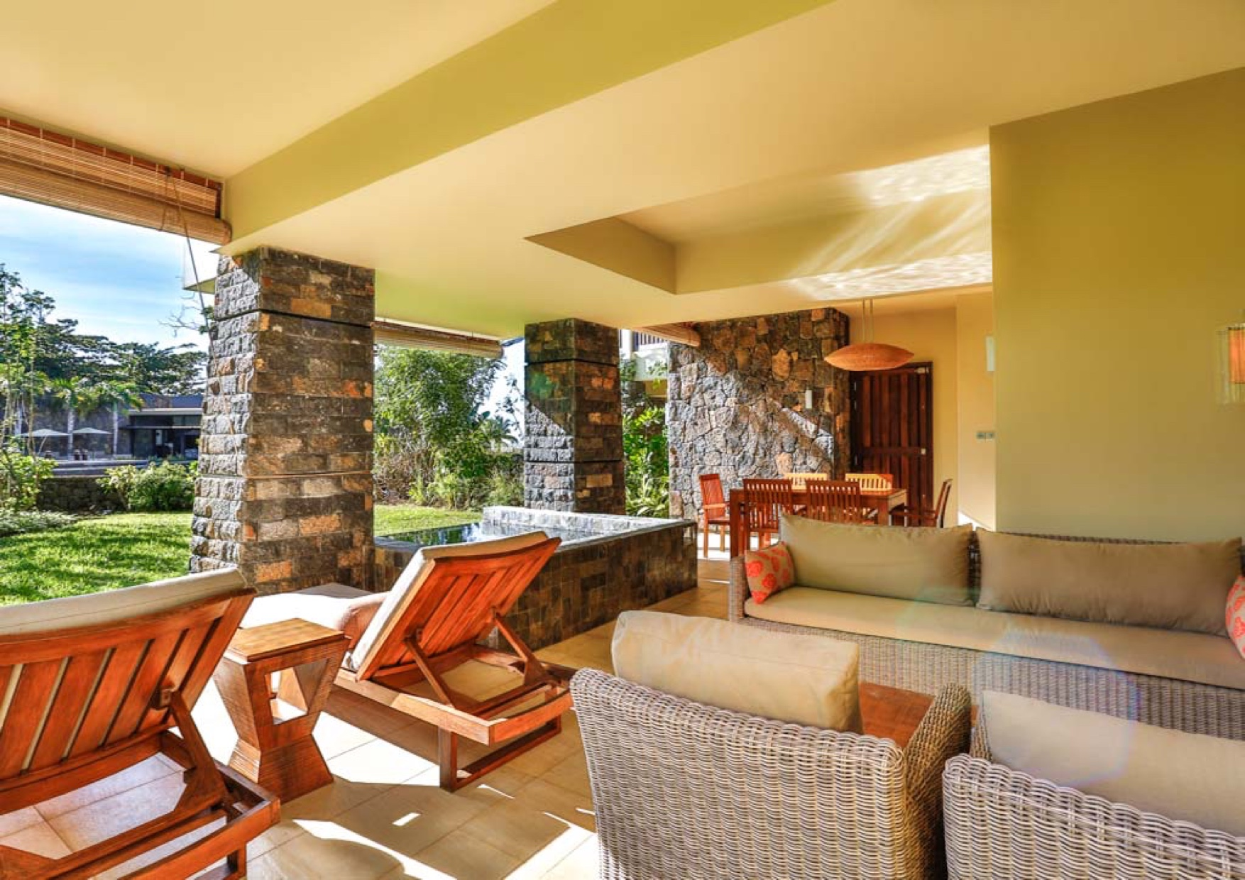 Anahita Mauritius | Appartement 2 chambres proximité du Golf Club
