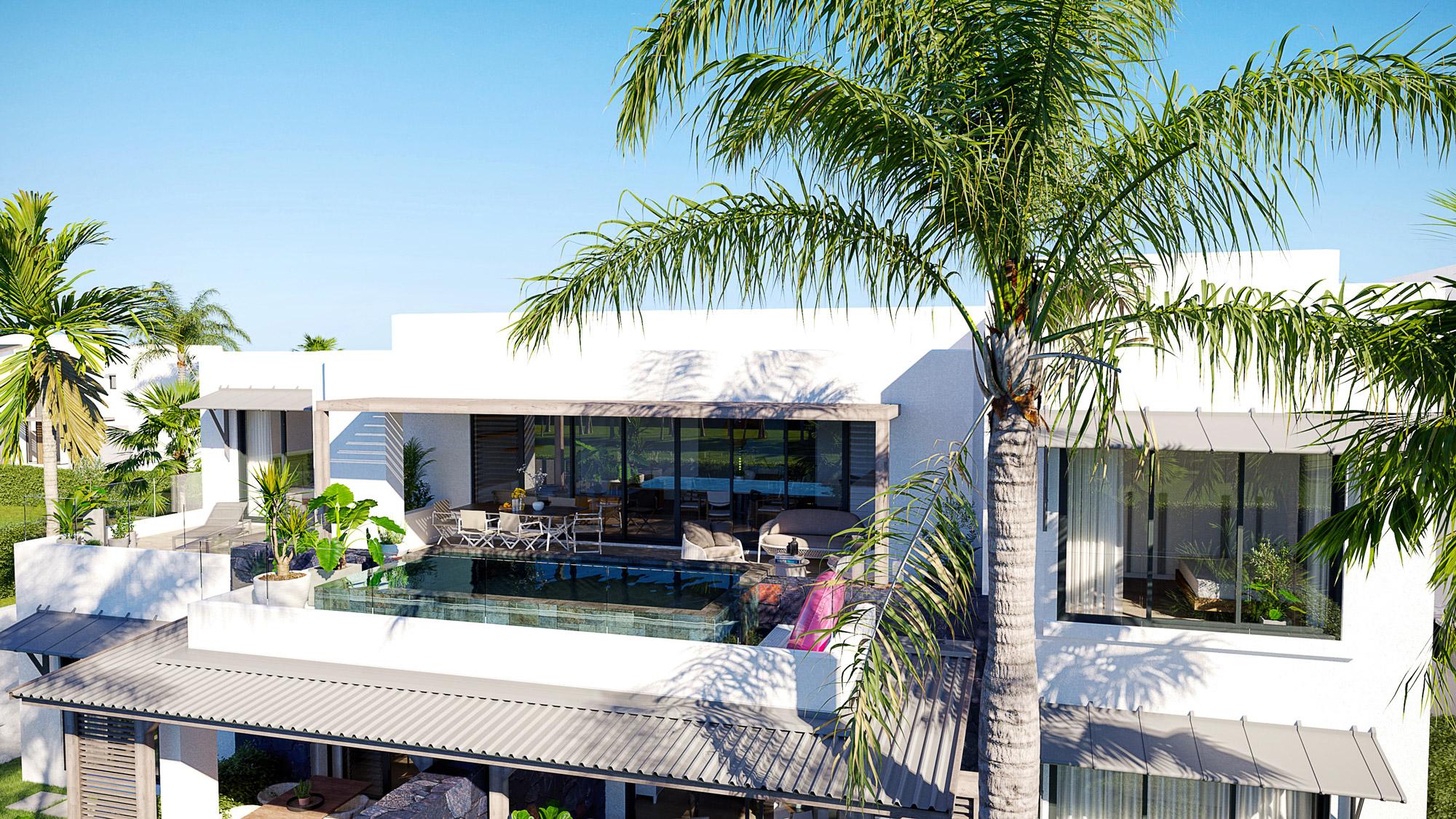 villas et appartements d'exception en front de mer