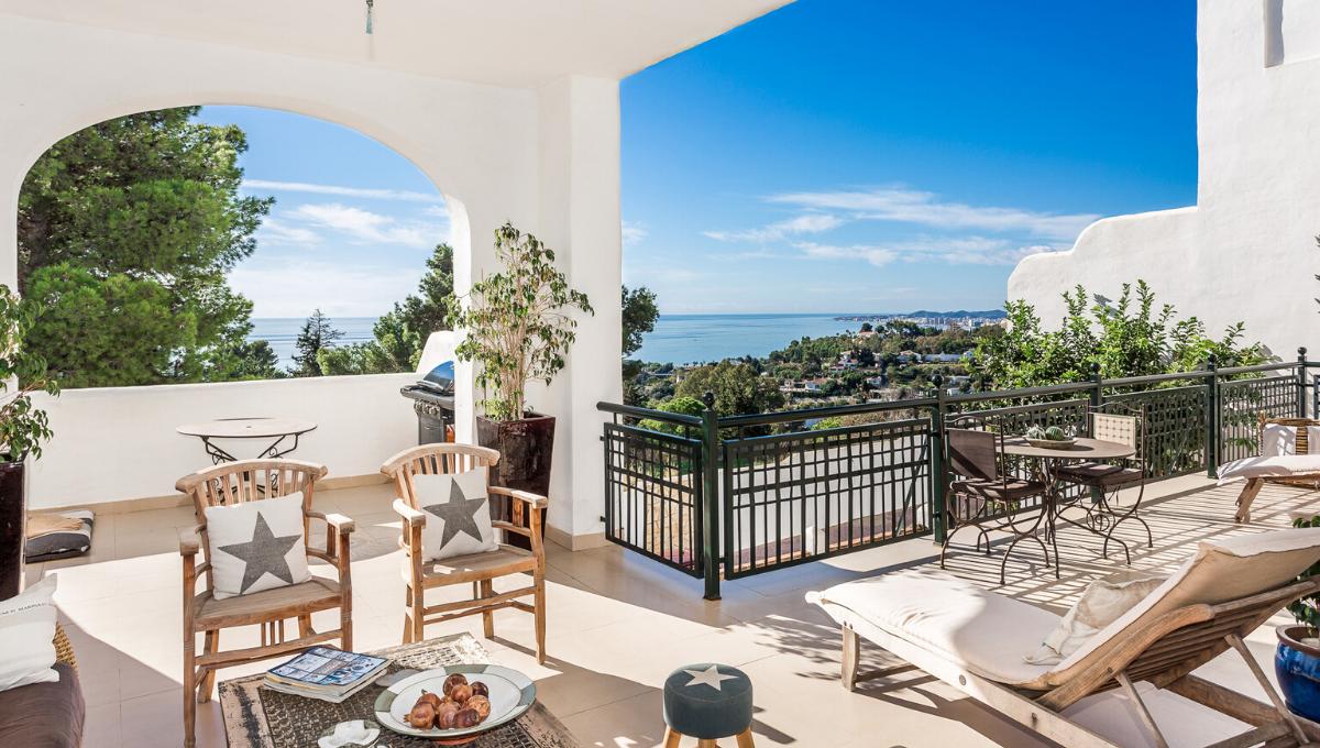 Magnifique villa de luxe à vendre à Benalmádena