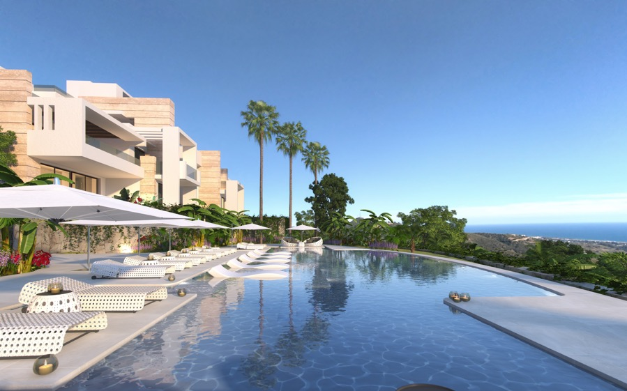 Un développement communautaire résidentiel | Marbella