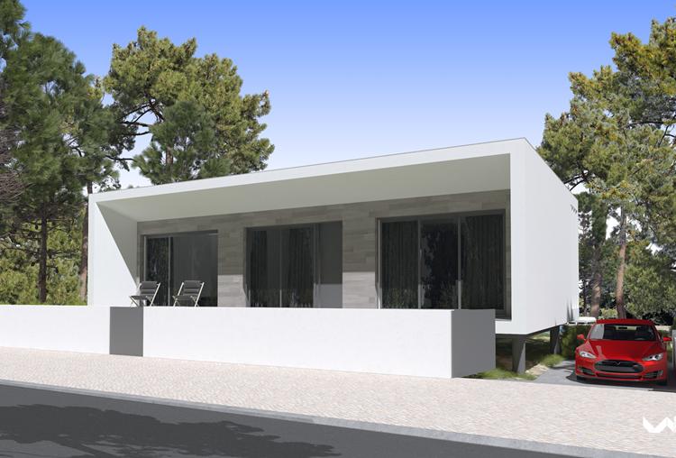 Maison à vendre au Portugal, près de la plage