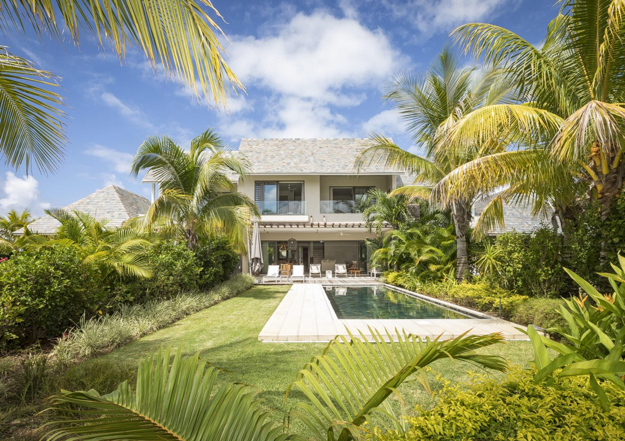 Villa jumelée IRS 3 chambres à vendre île Maurice