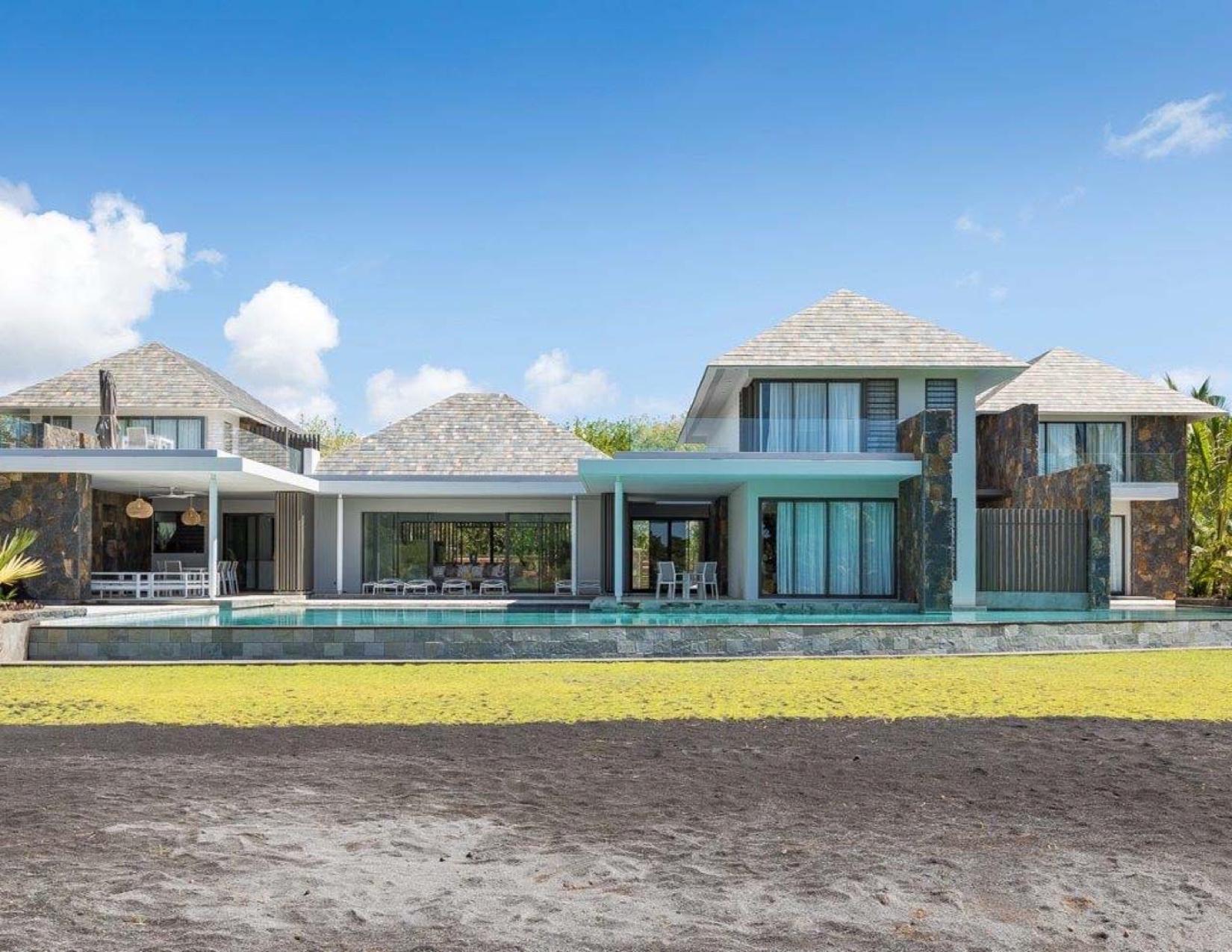 A VENDRE! Villa d'architecture contemporaine île Maurice