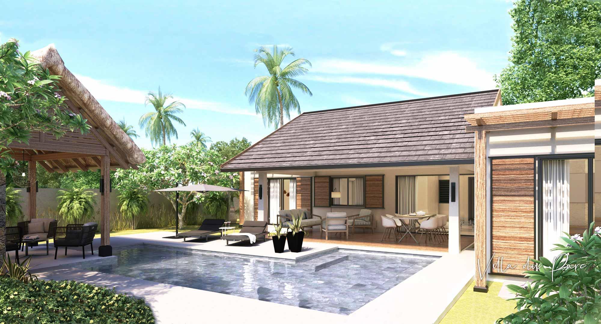 Villa élégante confortable relaxante où les propriétaires pourront se ressourcer