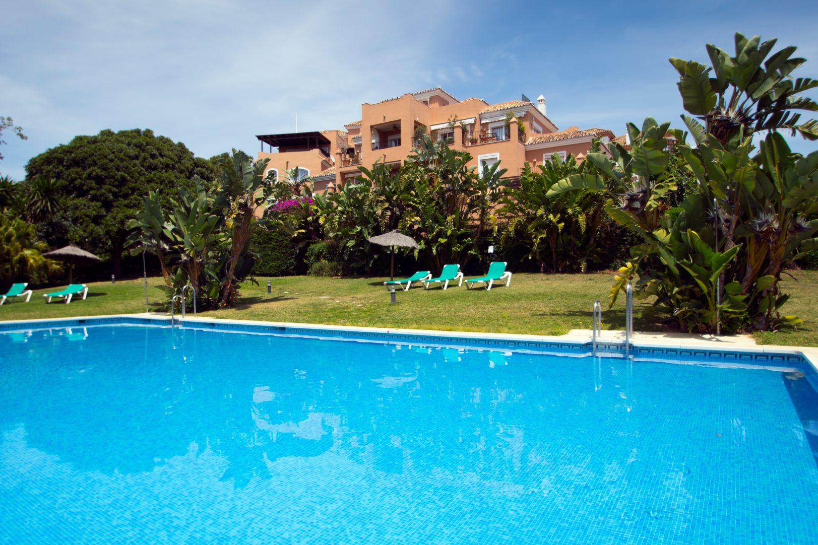 Appartement à vendre dans l'urbanisation Guadalmina Alta, Marbella
