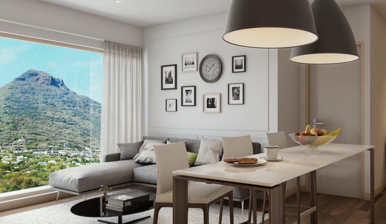 Appartement 4 chambres rez-de-chaussée Neuf de 90m2 SMART CITY SCHEME0
