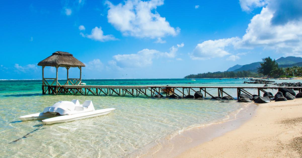Ravissante villa de 4 chambres à coucher – Bel Ombre île Maurice