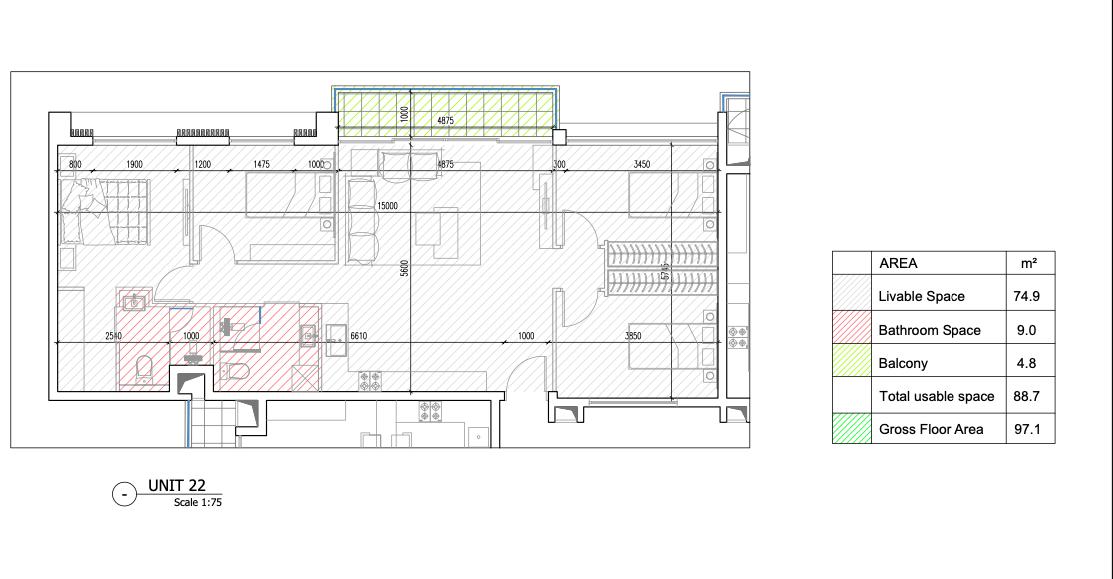 1 étage