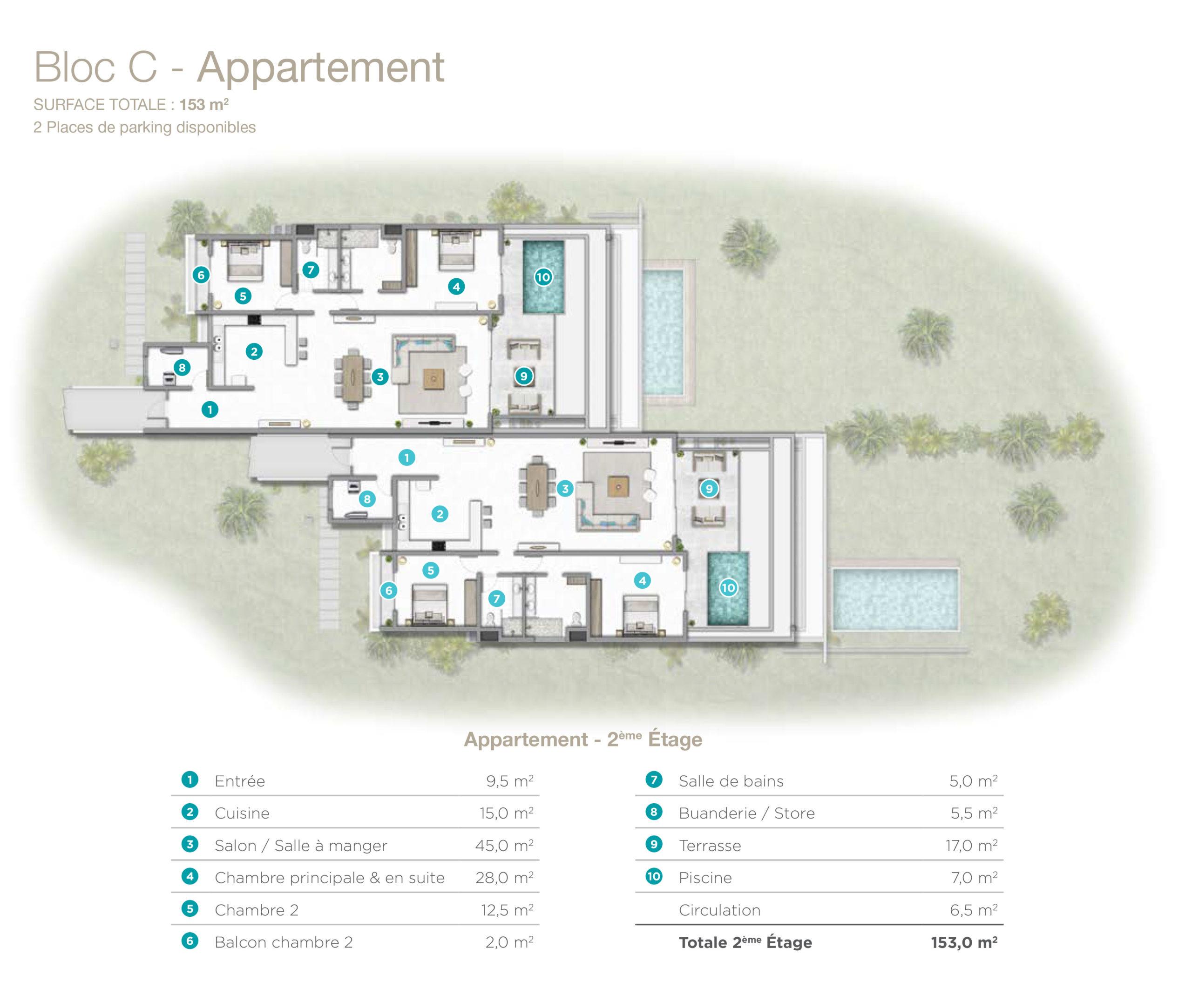 Apartment - 2nd floor