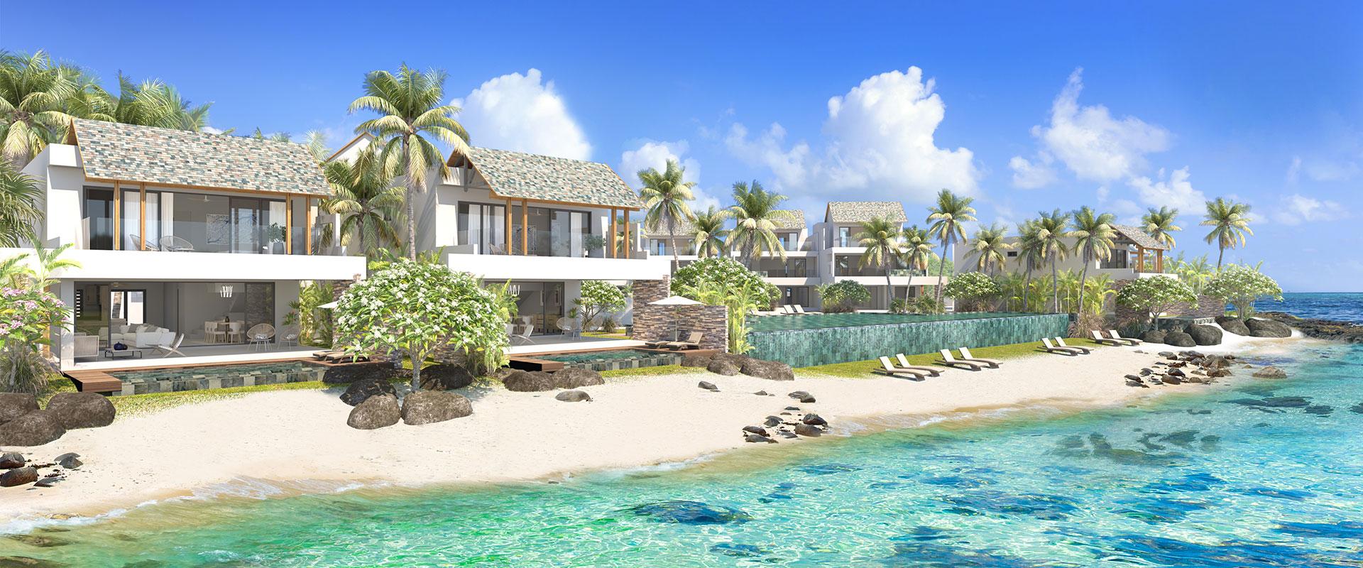 Exceptionnel Appartement de 215m2 en bord de mer | Avantages Fiscaux