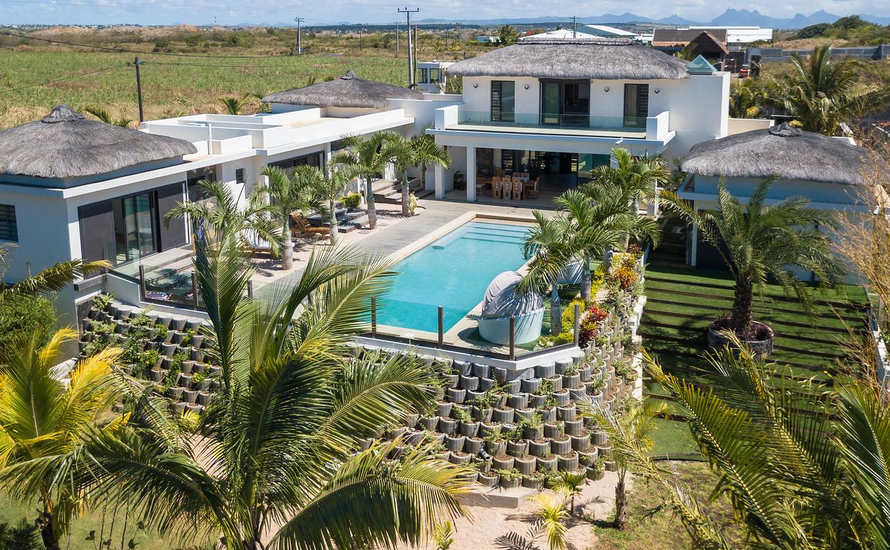 Somptueuse villa de 6 chambres à vendre sur un terrain de 2110 m2