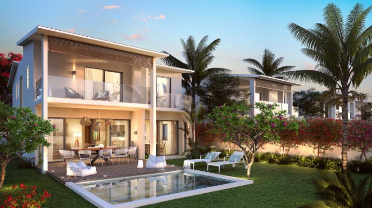Villa Neuve de 400m2 de 4 chambres jardin et une piscine privée